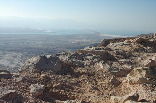 Israël, la mer Morte