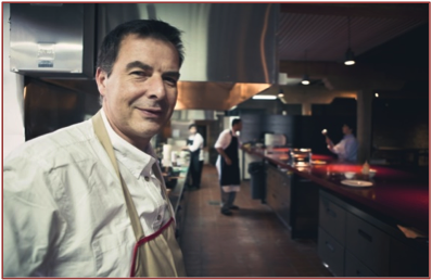 Ouverture du Singular Santiago avec un chef français en cuisine !