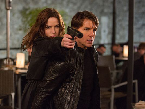 Mission Impossible « Rogue Nation » et Absolutely Anything