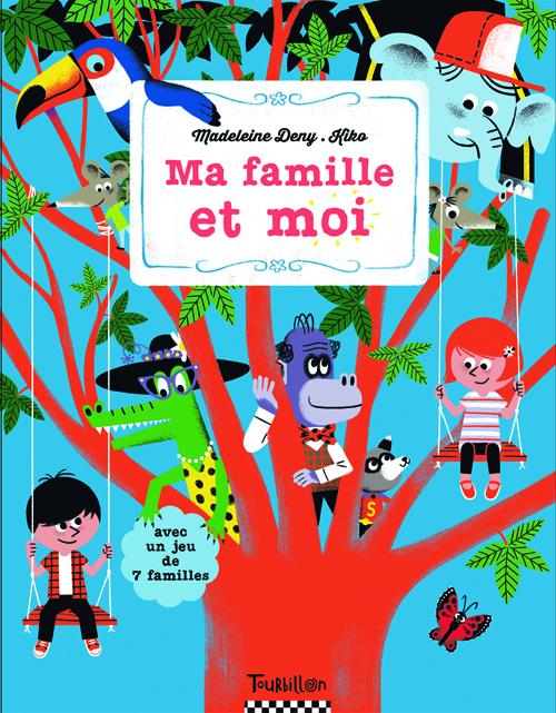Tourbillon - Ma famille et moi