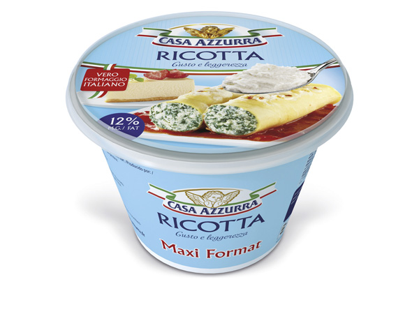 """Maaa ! qué sé la Ricotta Casa Azzurra, Large tour d'horizon sur les nouvelles """"choses qui se mangent"""""""