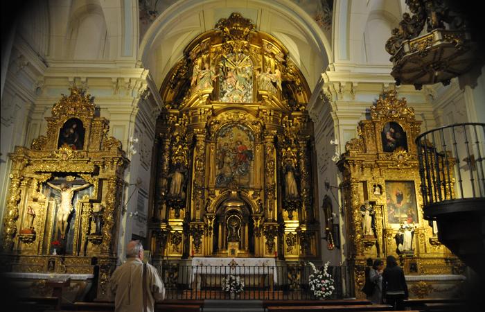 Choeur du couvent de Las Trinitarias ©Judith Lossmann