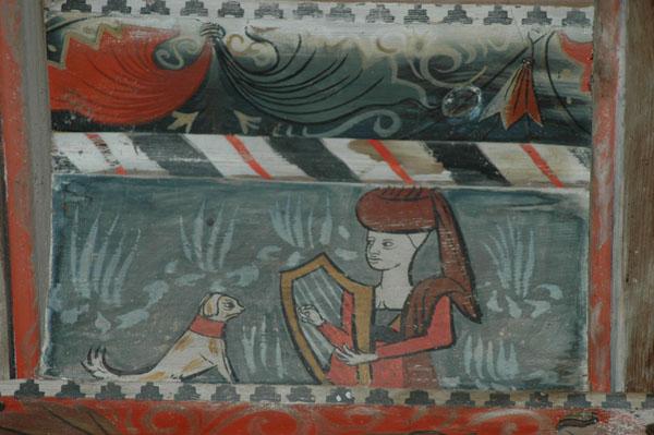 herault plafond des archeveques de narbonne 1884