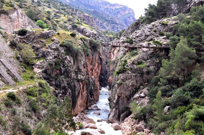 Une expérience intransigeante et indélébile : le Camino del Rey