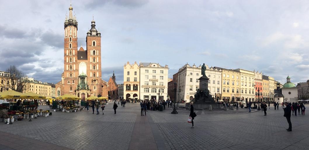 On craque pour Cracovie !