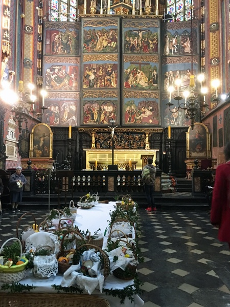 cracovie cathedrale 1020