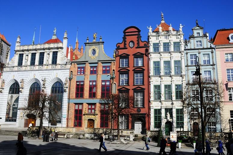 Gdansk mérite son titre de «Perle de la Baltique»