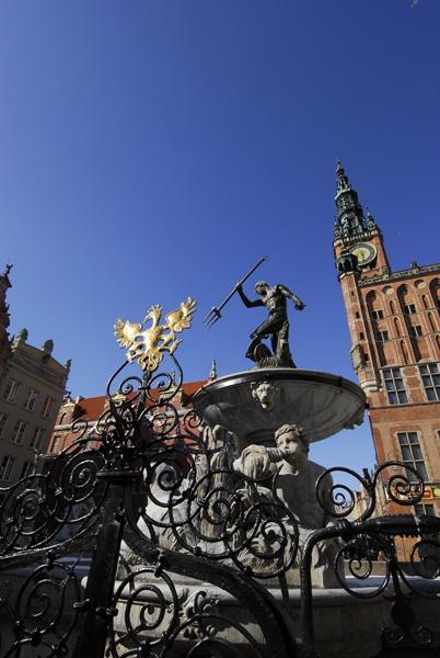 gdansk reza fontaine neptune 0046 w