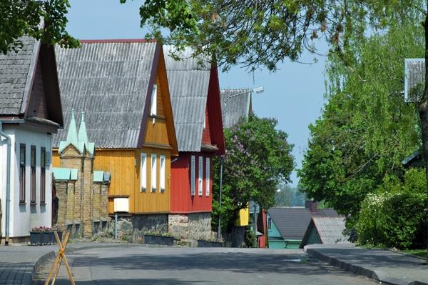 lituanie trakai rues 2554