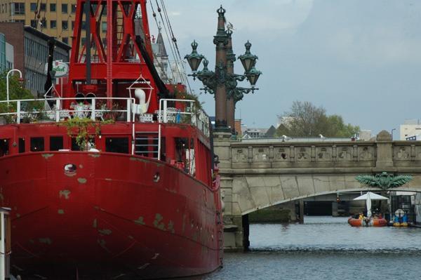Rotterdam, la ville dans un port ou le contraire !?