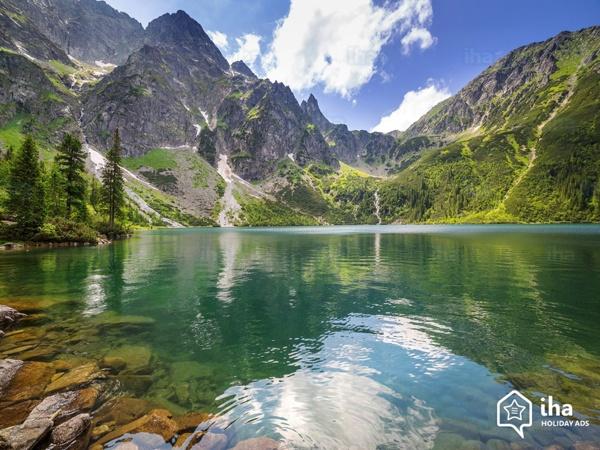 zakopane lacs dans les tatras cc