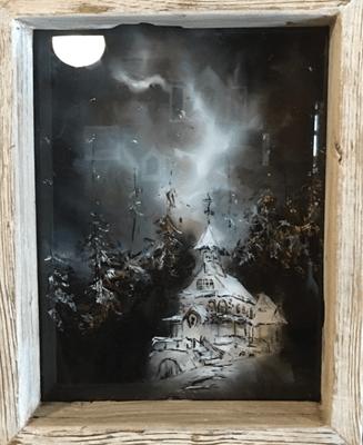zakopane peinture erre 0999
