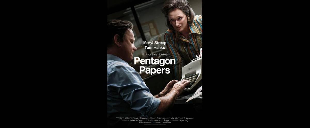 Pentagone Papers, un film de Steven Spielberg