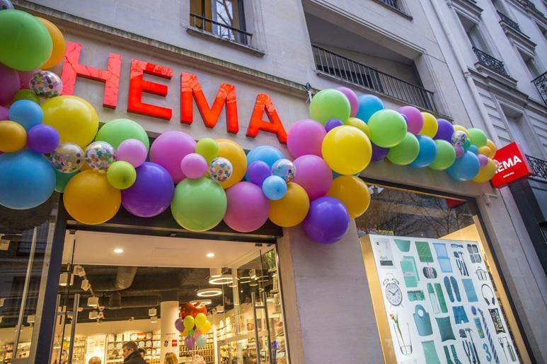 Hema a ouvert à Boulogne