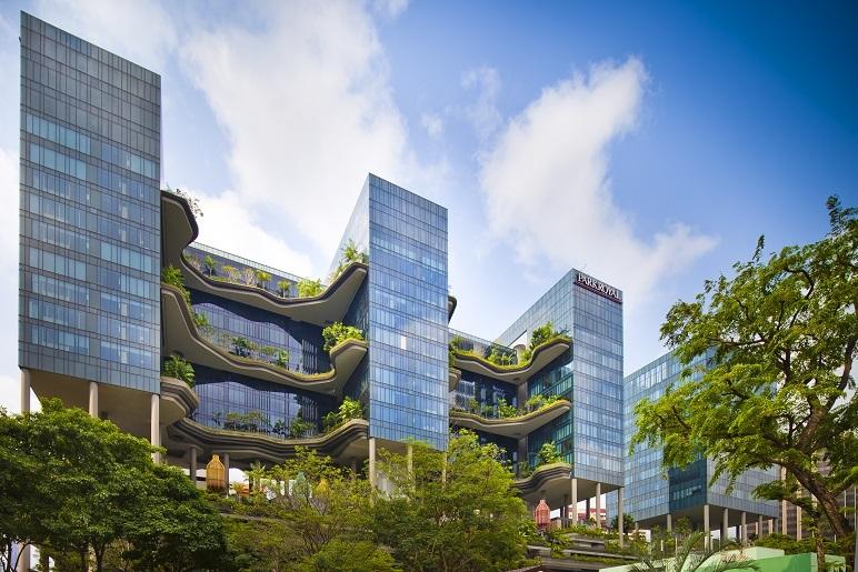 Singapour, festival d'architecture