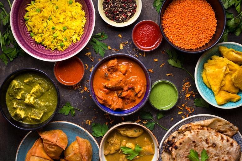 Voyage culinaire au pays des mille saveurs avec Air India