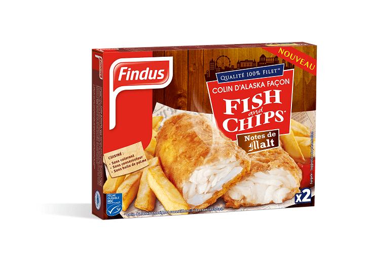 Findus, so British!