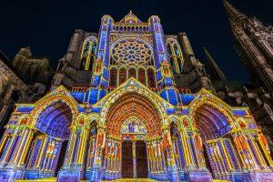 Chartres, son & Lumières,