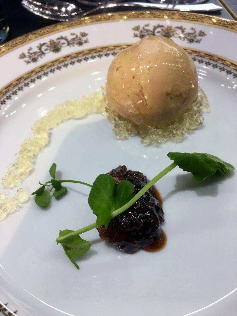 Le foie gras vu par Georges Schmitt