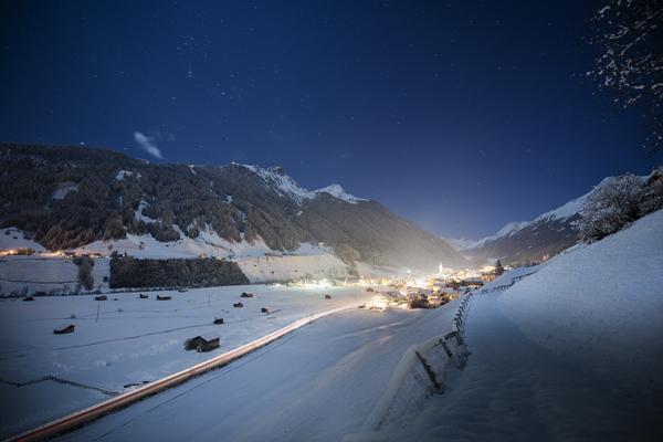 Stubai, neige, piste, ski, Tyrol, autrichien