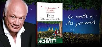 Eric-Emmanuel Schmitt, auteur de Félix et la source invisible