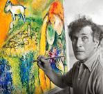 Marc Chagall – Artiste et peintre de génie (1887-1985)