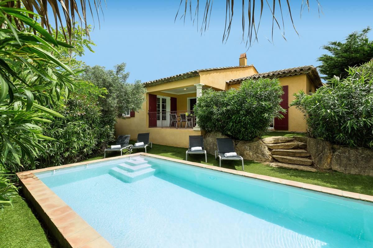 En mode villas de luxe chez Madame Vacances