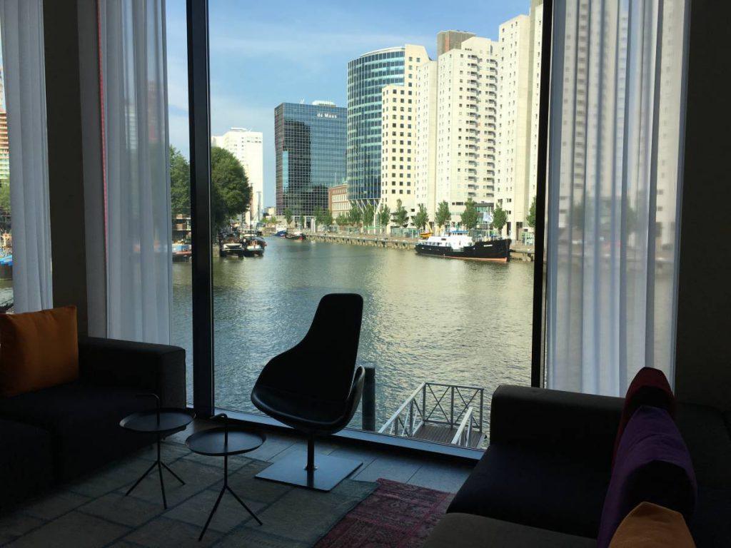 Rotterdam, une ville à la pointe de l'innovation ©JL