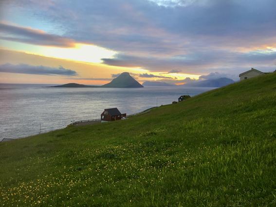 «Nature in first» sur les îles Féroé