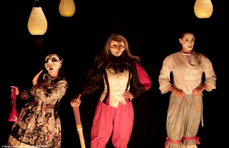 Cyrano joué par trois femmes