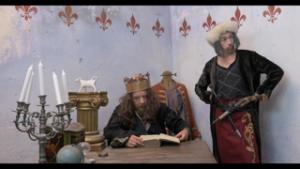 Le Roi d'ici, d'Avénarius d'Ardronville