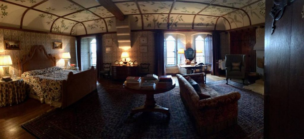 Arundel Castle, chambre