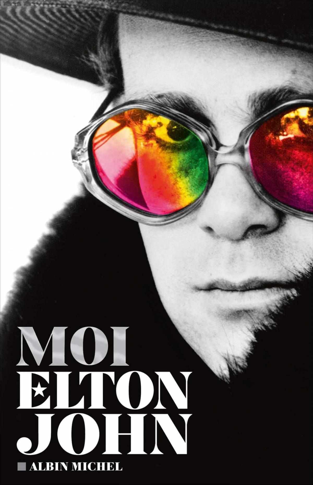 Moi Elton John : le livre !
