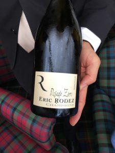 Champagne d'Éric Rodez Dosage Zéro à découvrir
