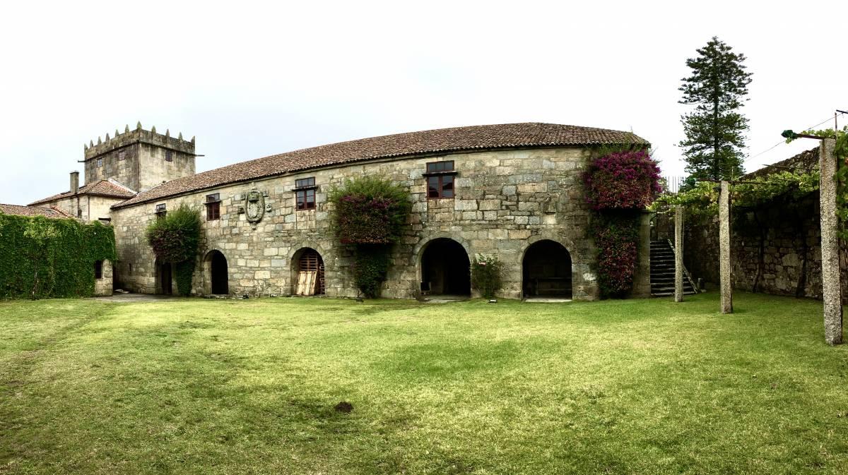 Rias Baixas, le Fefiñanes Palacio se visite et se déguste !