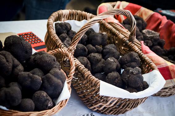Sarlat, fête de la truffe