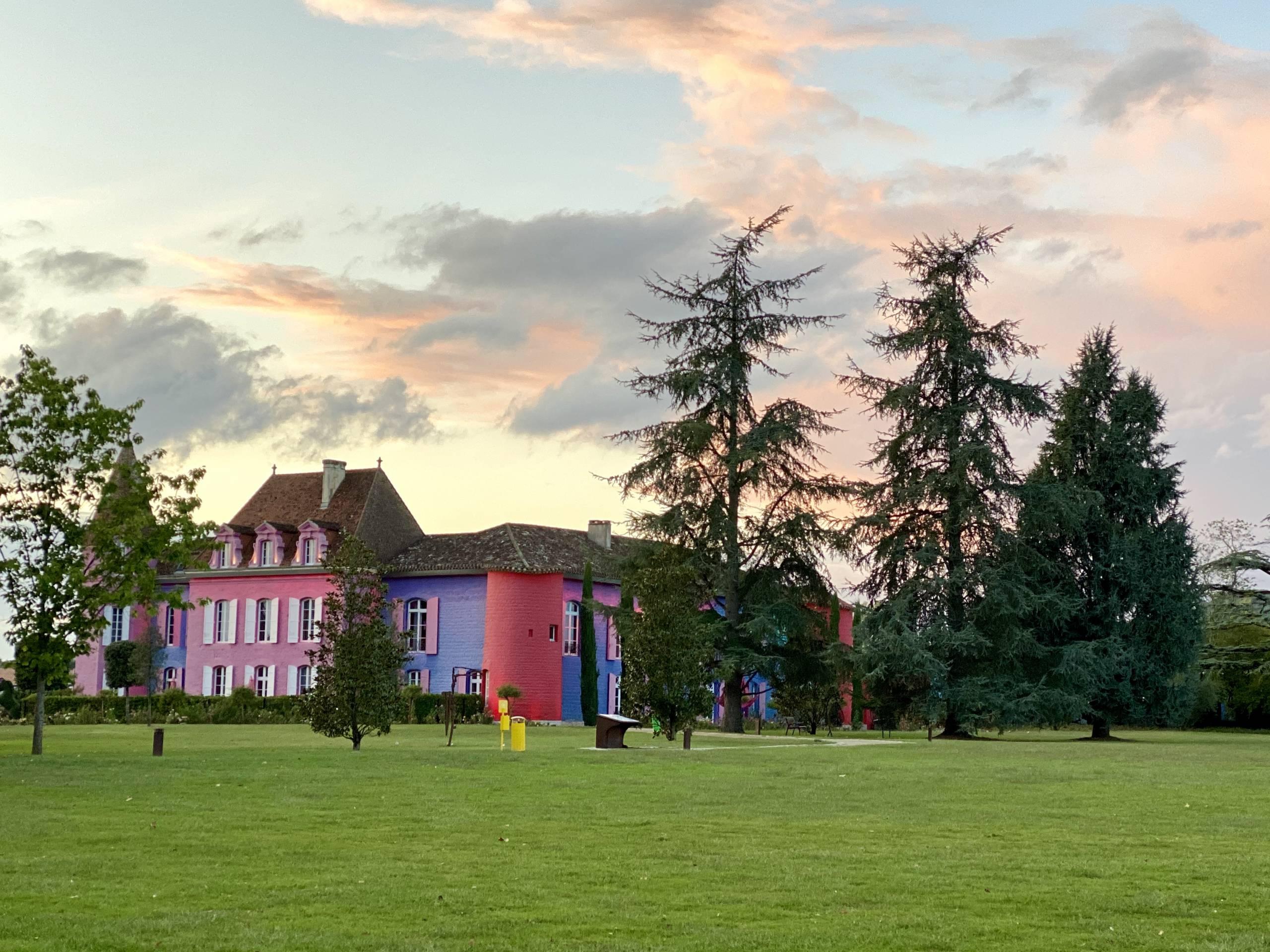 Château Stelsia****, une pépite originale du Lot-et-Garonne !