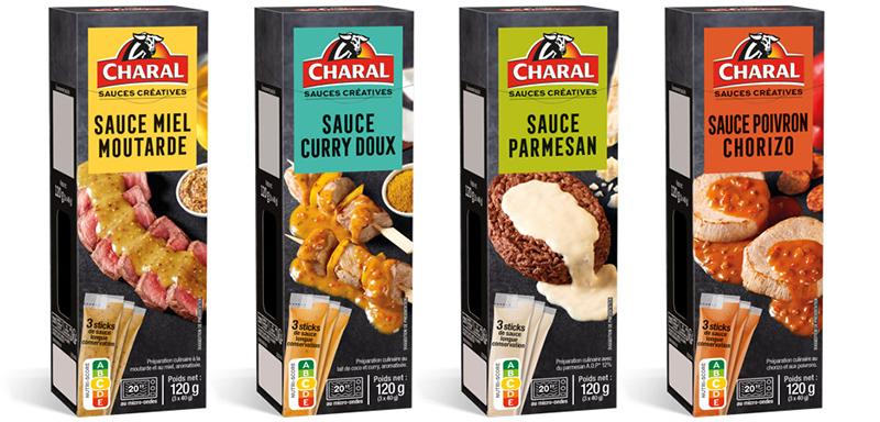 Charal, tu ne sauces pas… t'es pas Charal !
